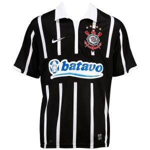 Camisa do Corinthians de 2009 - Camisa II (Preta)