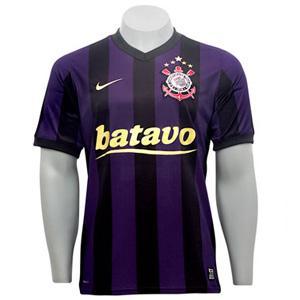 Camisa do Corinthians de 2009 - Camisa III (Roxa)