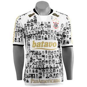 Camisa do Corinthians de 2009 - Camisa 'Tim�o � a sua cara' II