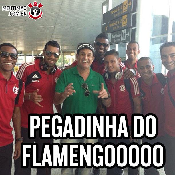 Pegadinha do Flamengo