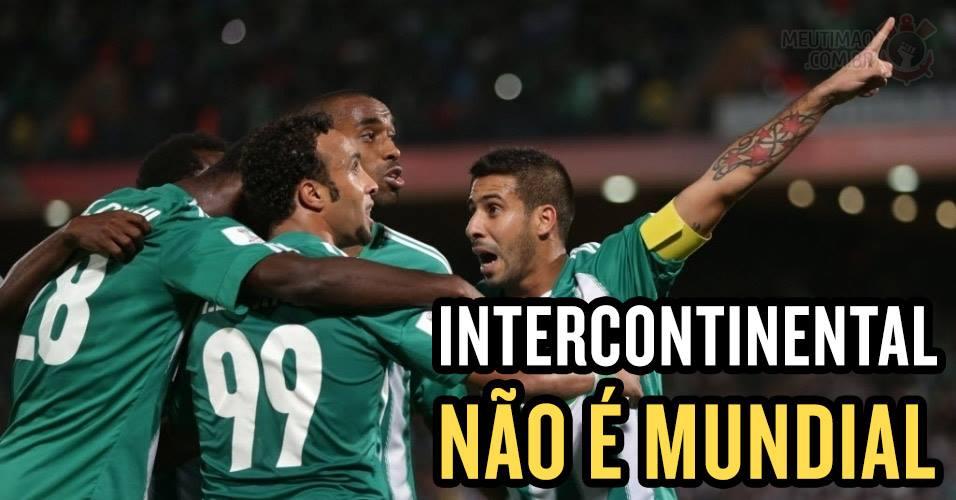 Intercontinental N�o � Mundial
