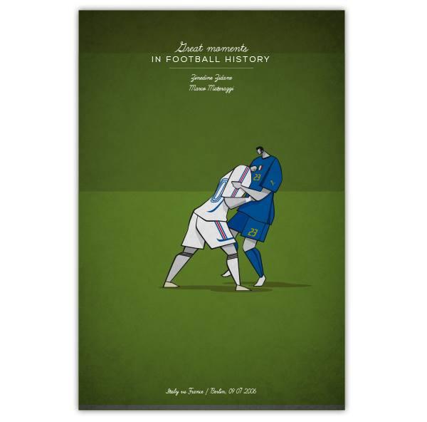 Zinedine Zidane, Marco Materazzi (2006)