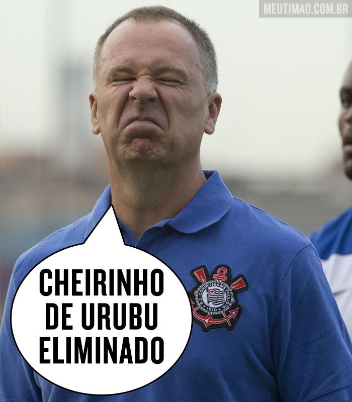 Flamengo Eliminado