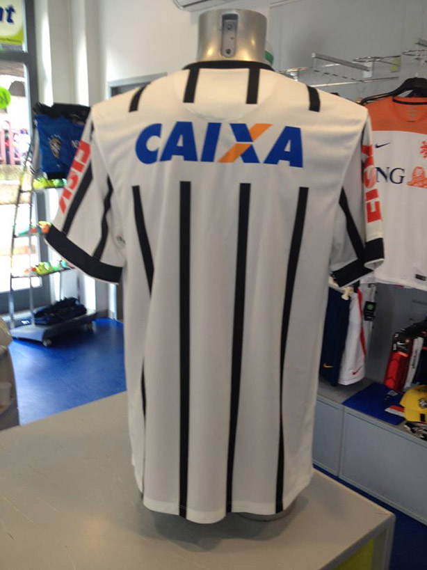 Camisa do Corinthians 2014 - Rivelino - Costas