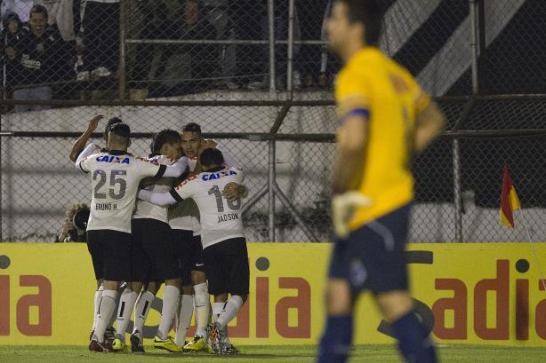 Corinthians 1x0 Cruzeiro