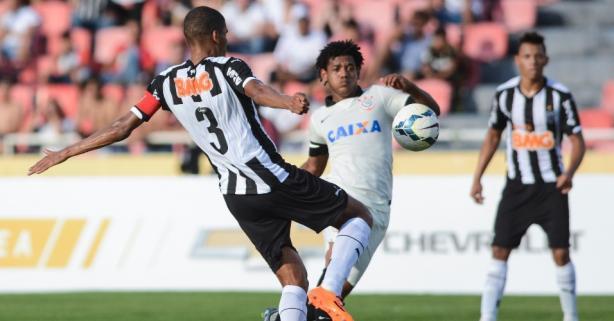 Corinthians x Galo