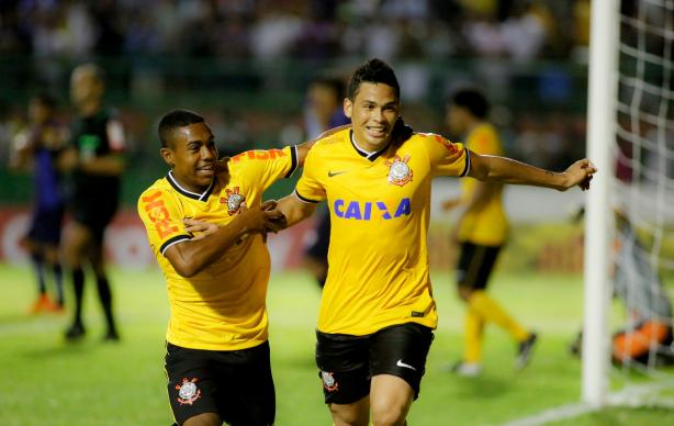 Luciano - Gol do Corinthians