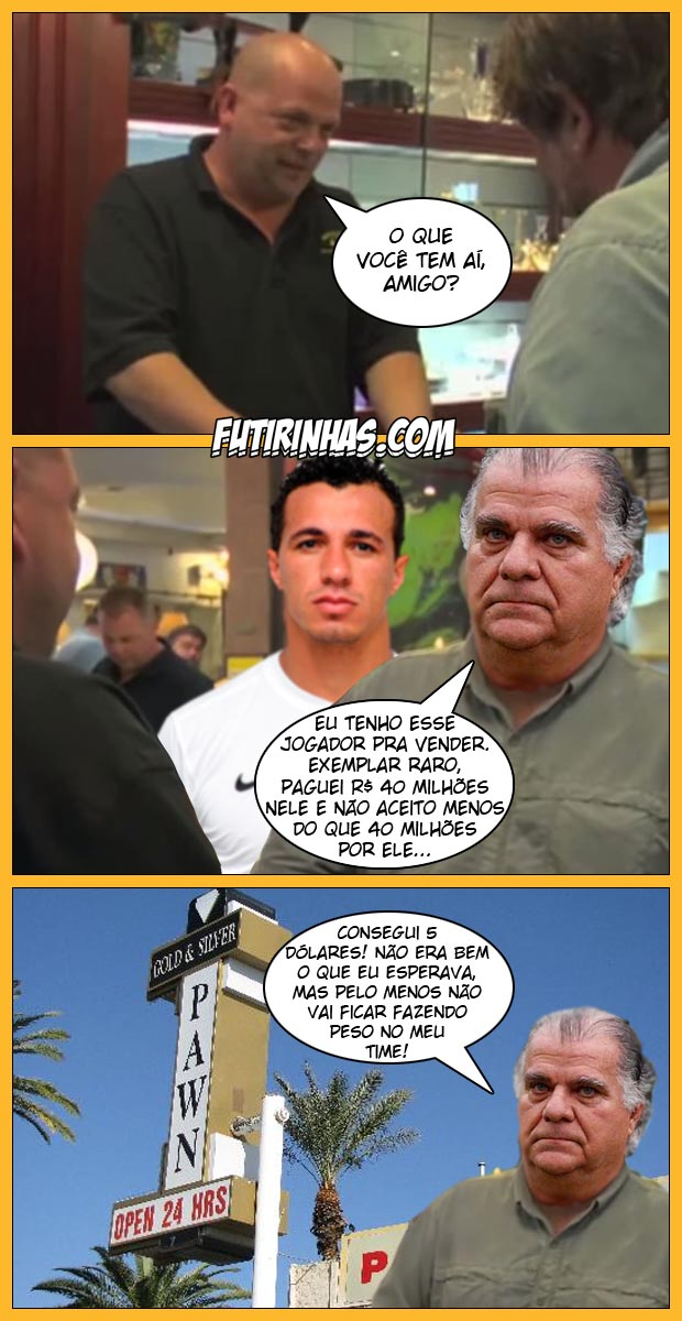 Santos FC no Trato feito