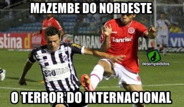 Zoeira Fluminense - São Paulo - Inter
