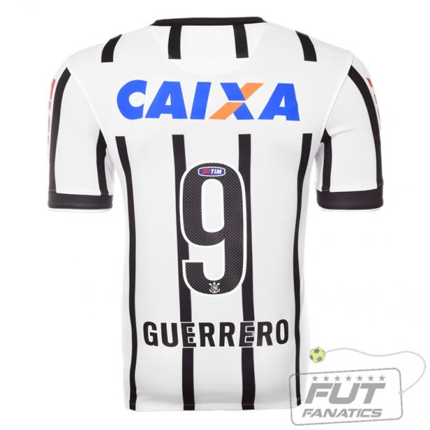 Camisa do Guerrero na futfanatics