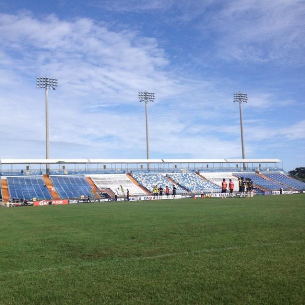 Estádio do Fort Lauderdale Strikers se despediu do Timão