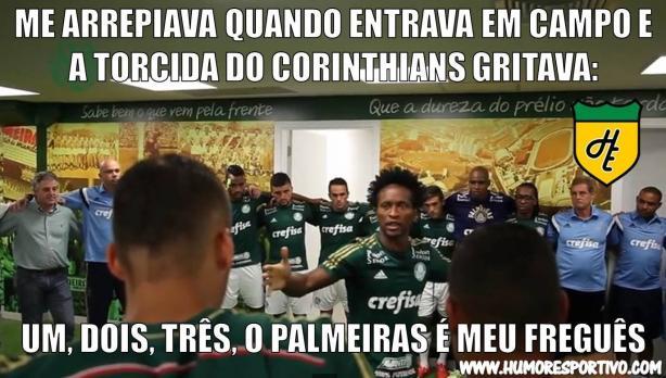Corinthians vence Palmeiras