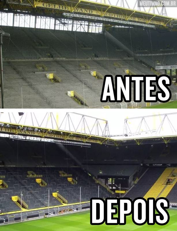Estádio do Borussia Dortmund