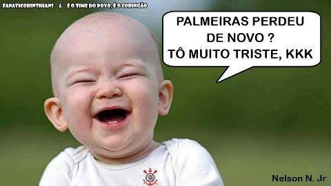 Palmeiras perdeu