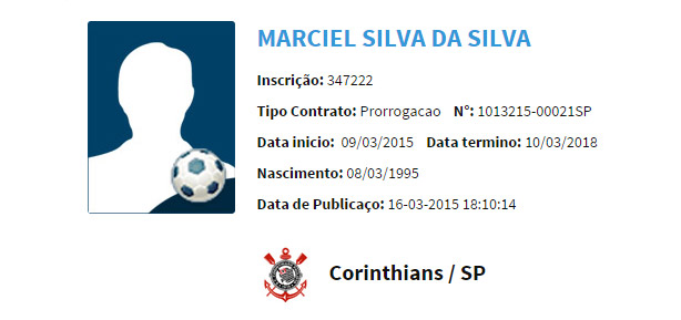 Marciel inscrito no BID