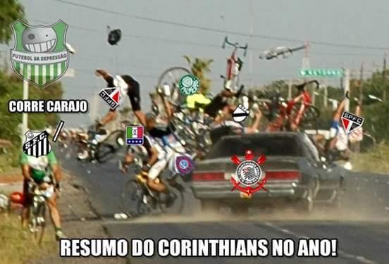 Resumo do Corinthians