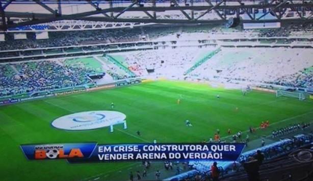 Que fase, Palmeiras