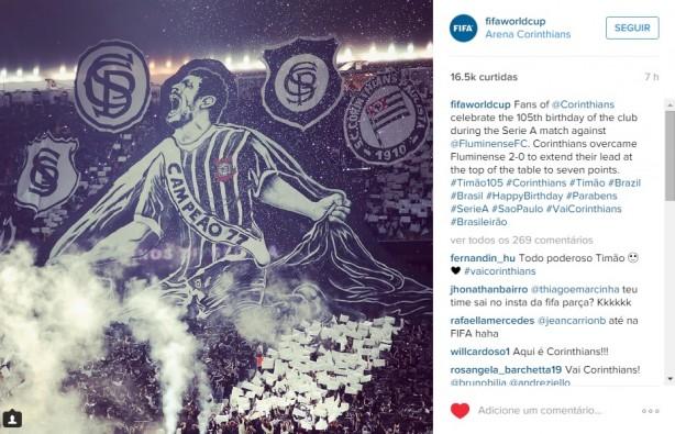 Instagram Fifa