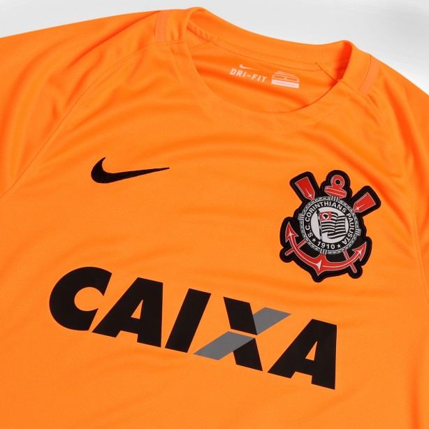 Novo uniforme 3 do Timão
