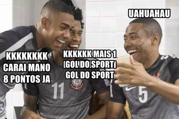 gol do Sport