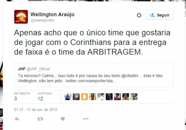 Wellington Araujo - Anti