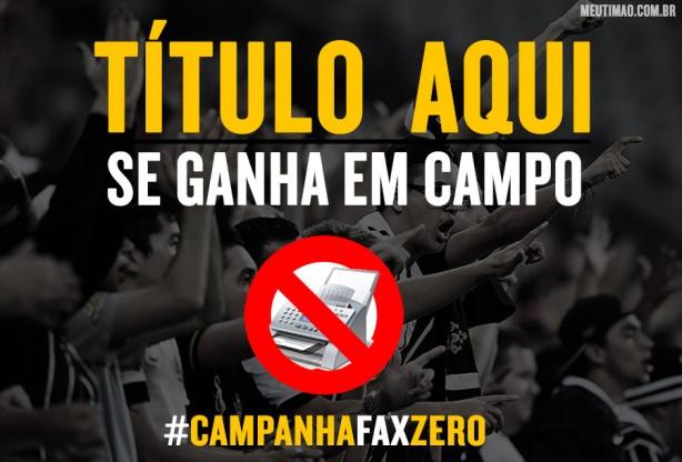 Campanha Fax Zero