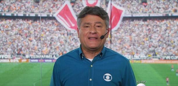 Cleber Machado Chifres
