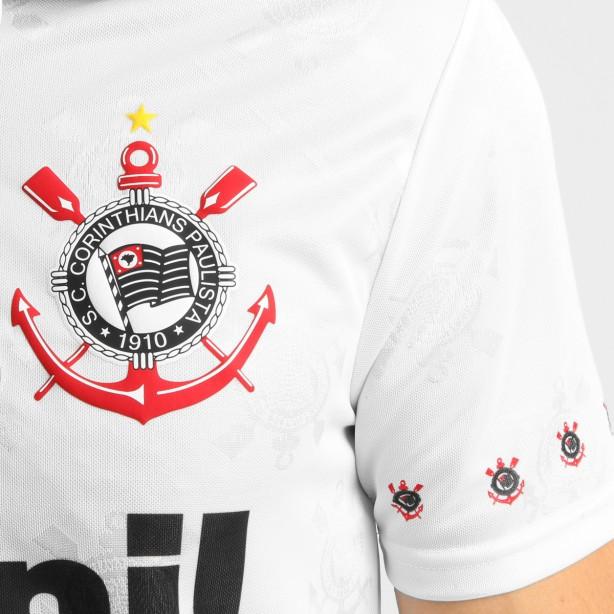 Camisa Suvinil Escudo e4d4d9ed3856e