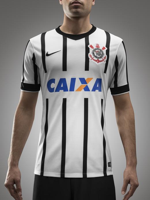 2013 – Usado pelo Corinthians nas conquistas do Campeonato Paulista e  Recopa Sul-Americana da temporada ecab5fc4754