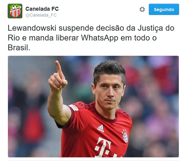 Whatsapp Lewandowski