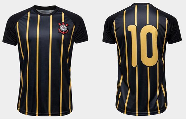 Camisa Corinthians Gold - Edição Limitada- por R 49.90 f27689823f5