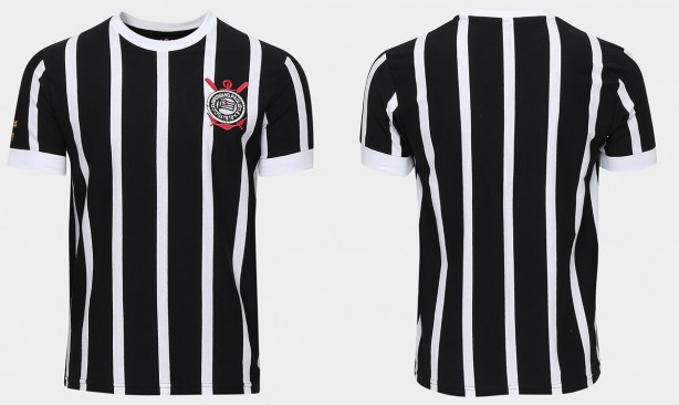 Réplica da camisa de inesquecível camisa de 1977 entra em promoção ... d75f070f5cd25
