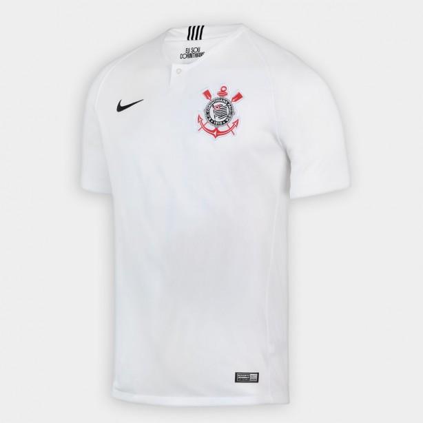 7985632d66c1d Camisas do Corinthians de 2018