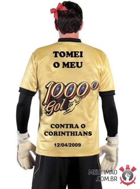 1000 gols do Rogério Cenio