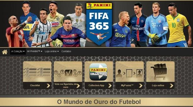 5a273c8511 Álbum de ouro do futebol mundial tem só Corinthians e Flamengo do Brasil