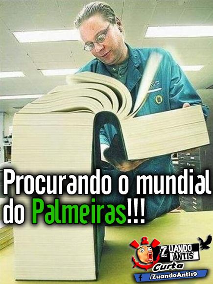 Palmeiras sem mundial - 3 part 7