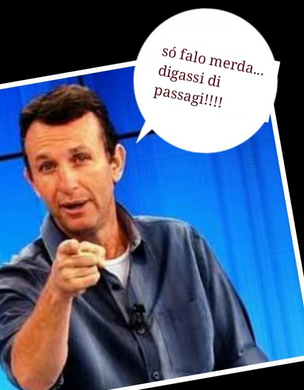 Neto fala mal do Botafogo
