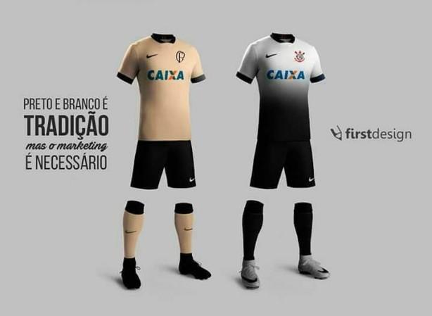 ea04dadbdd5f0 Possível camisa do Corinthians 2016 17