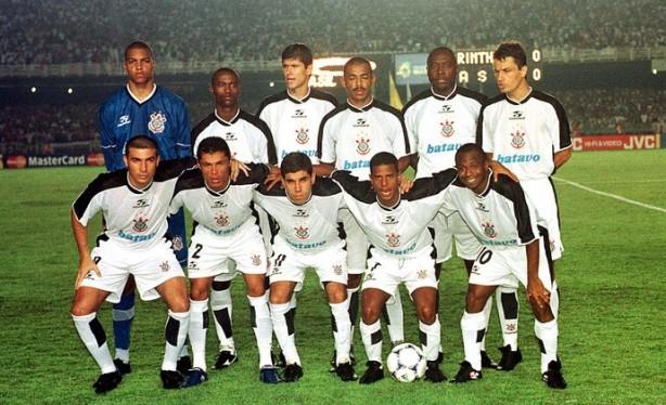 Esquadrão Imortal Corinthians 1998 2000s