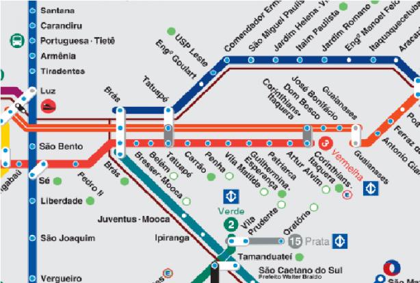 arena corinthians e seu acesso por transporte publico de massa trem e metro arena corinthians e seu acesso por