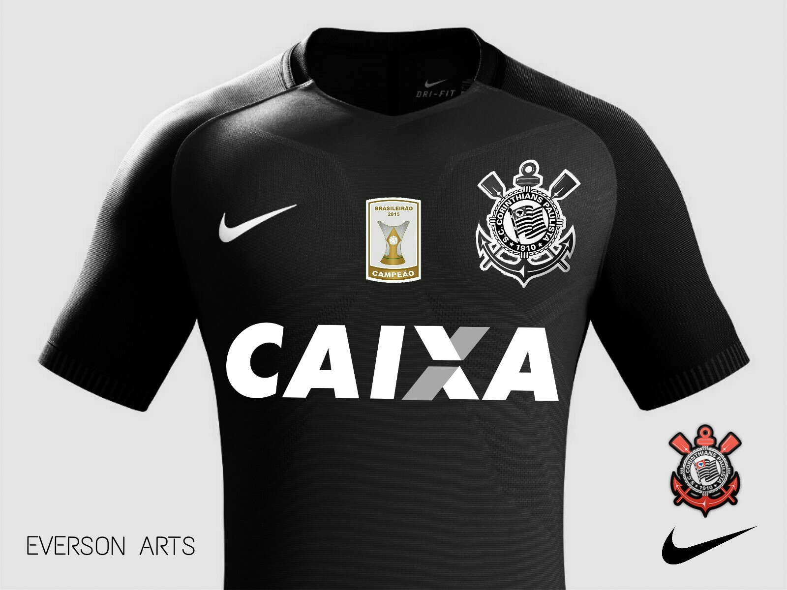 Uniforme do timão