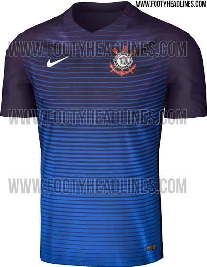 f0aa7aca07065 Camisa 3 do Corinthians (FOTO)