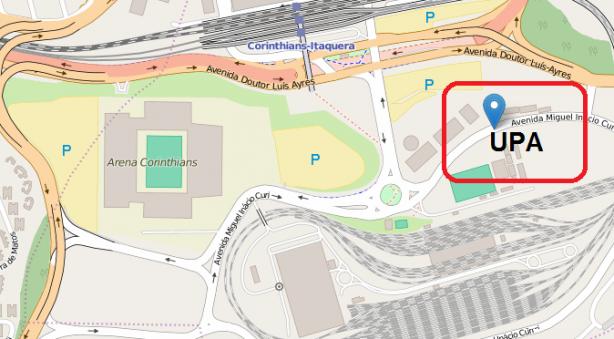 Entorno da Arena Corinthians  polo Institucional de Itaquera ganha ... ca08515b84443