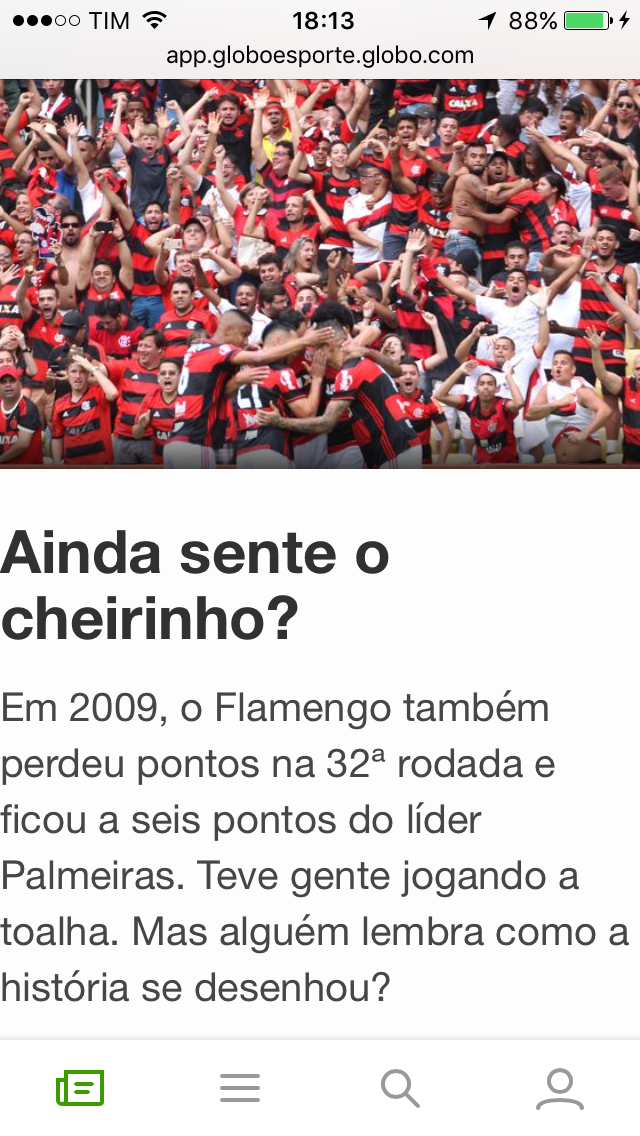No site do GE...