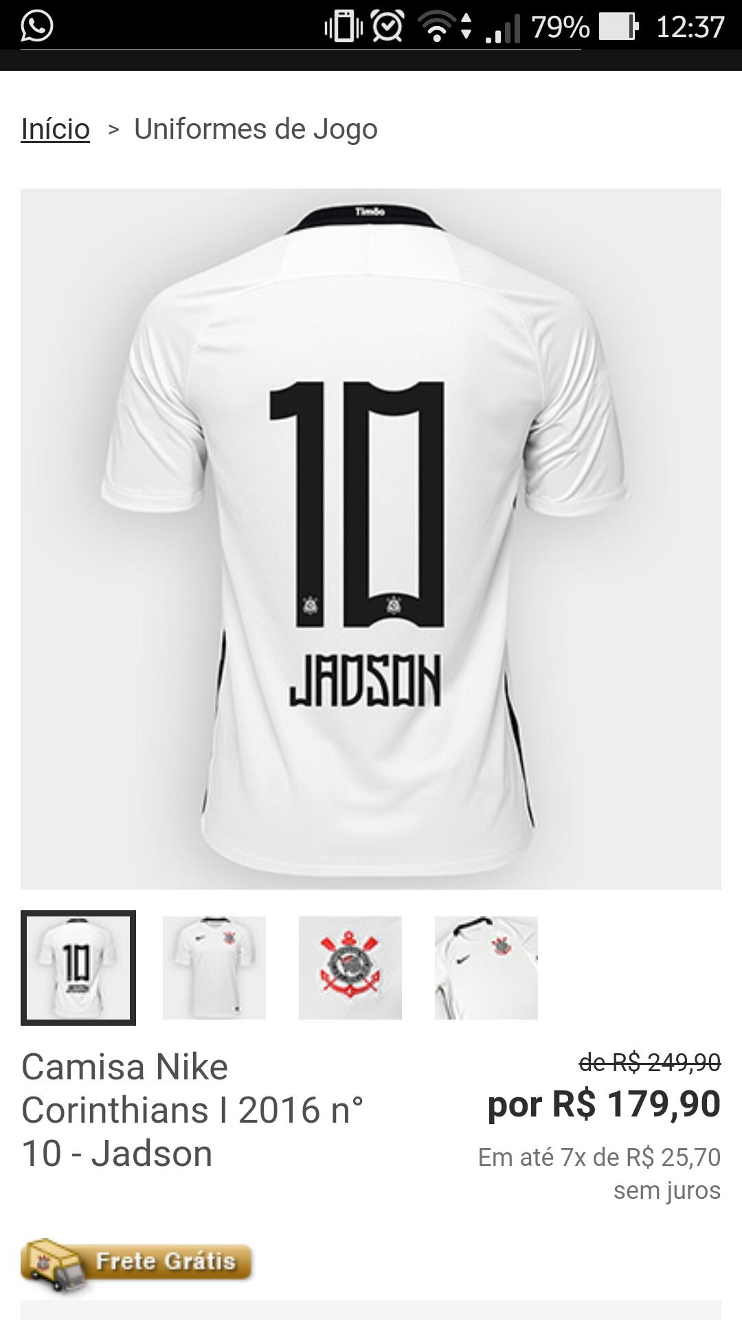Camiseta Jadson cd838ee1ecbd1