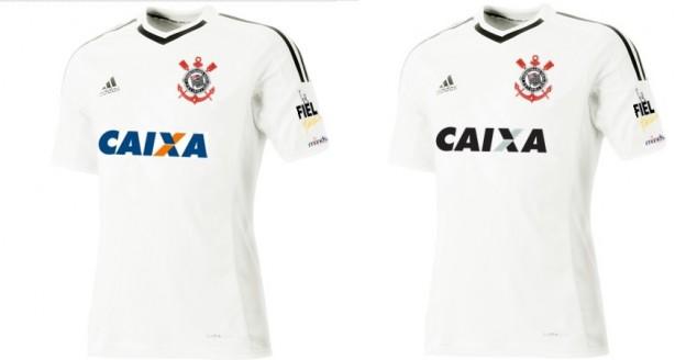 Camisa I do Coringão com template da Adidas - 2018 978f0de115964