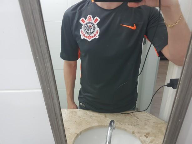 Camisa 3 do Corinthians diferente do divulgado 2db4925df612a