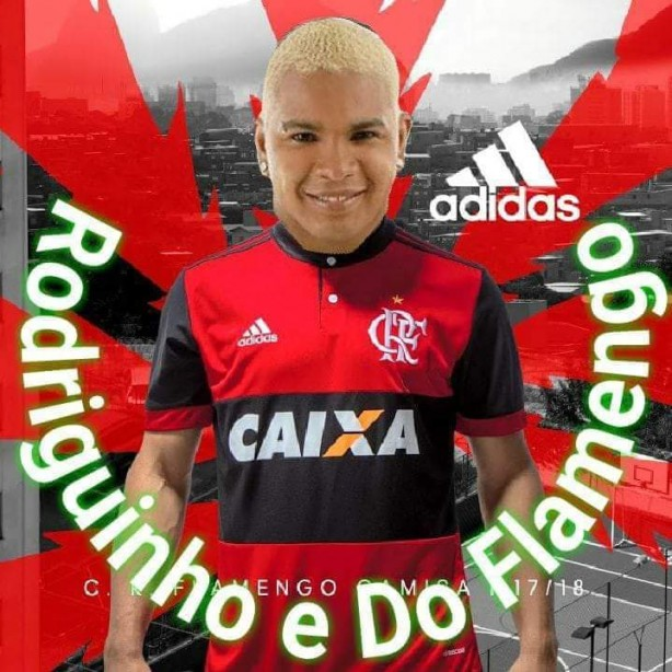 Flamengo Compra Rodriguinho dba7365cfb650