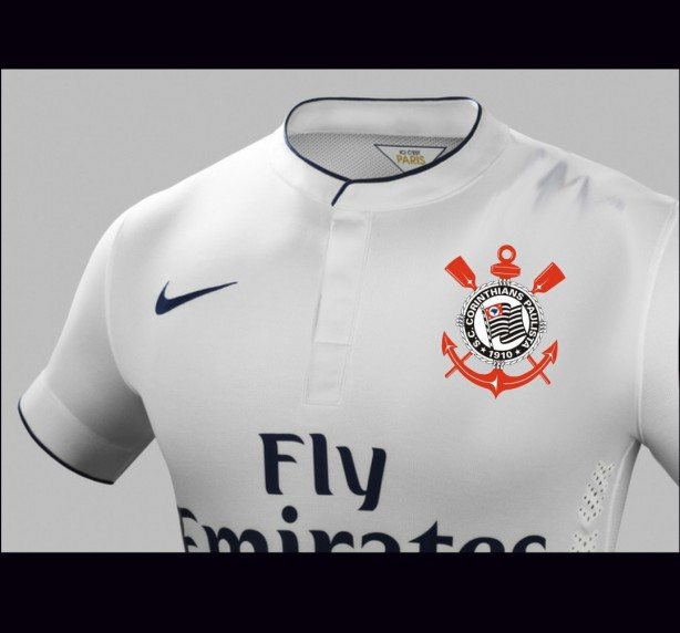 Novo Uniforme do Corinthians (Torcedor Vs Nike)