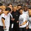 Jogo contra o Inter marcou emocionante despedida de Tite e Alessandro